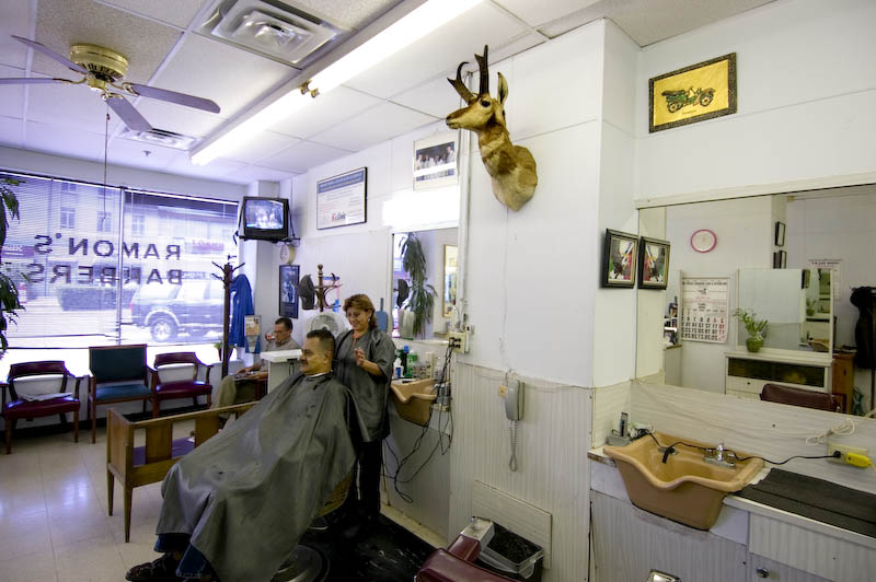 Ramon's Barbershop