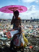 Dumpsite children